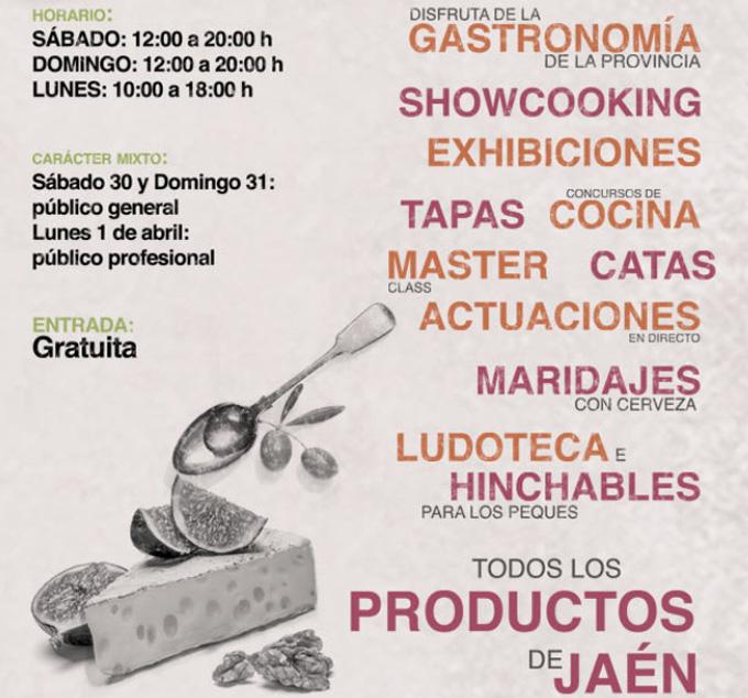 I Salón de la Alimentación y la Gastronomía de la Provincia de Jaén