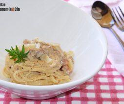 La receta básica para empezar a cocinar pasta