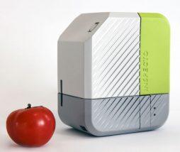 Analizar contaminantes químicos presentes en alimentos vegetales