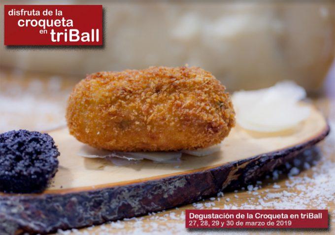 Jornadas Gastronómicas De La Croqueta En Madrid 2019 Ya Puedes Organizar Tu Ruta Gastronomía Cía