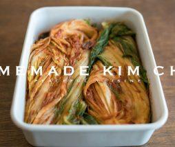 Receta de kimchi