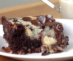 Qué es la tarta terremoto