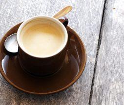 Reservas de café en Suiza