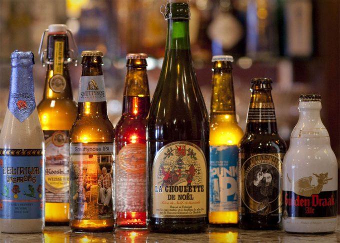 Mercado de la cerveza artesana en Reino Unido