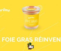 Foie gras Suprême