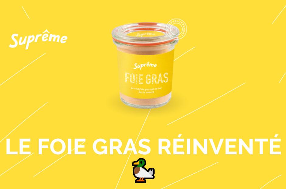 Una empresa francesa trabaja en la producción de foie gras de cultivo celular