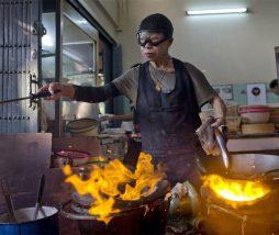 Cocina callejera de Tailandia