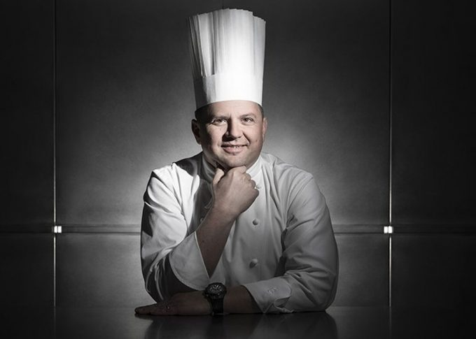 Chef Franck Giovannini