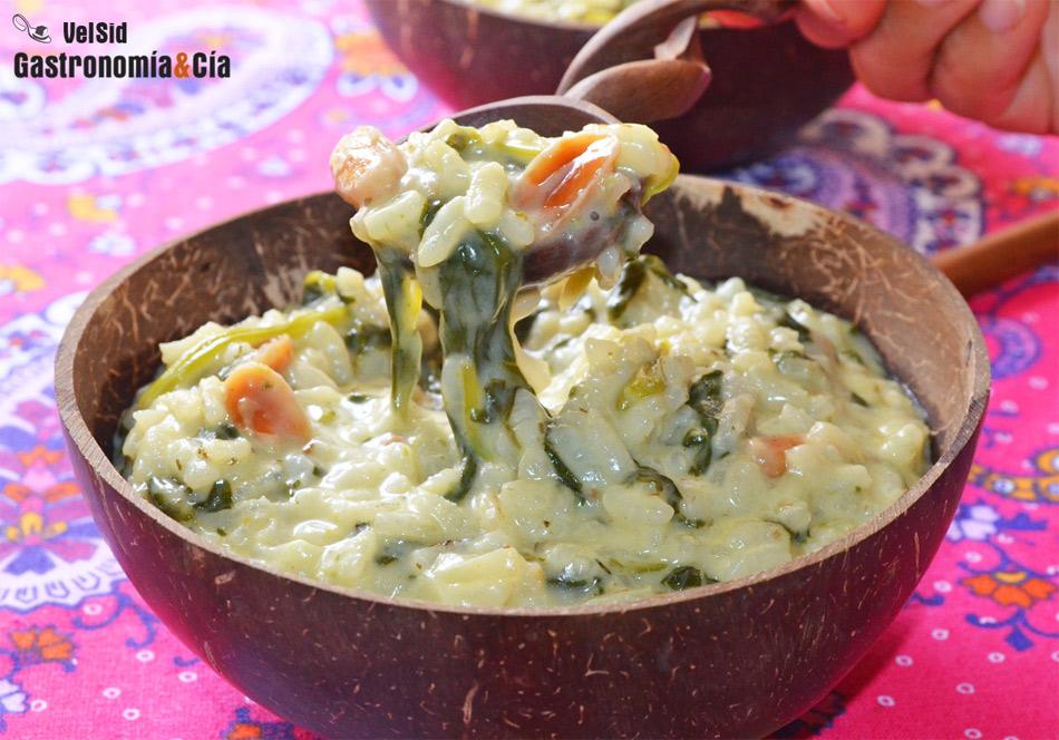 10 recetas variadas con espinacas frescas para el 'Lunes sin carne', son fáciles, rápidas y sabrosas