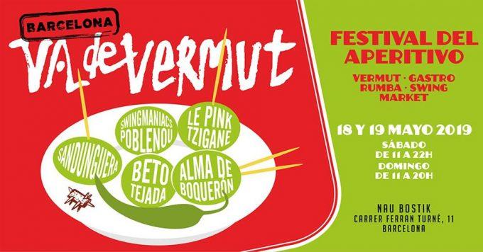 Programa de actividades del Festival del Aperitivo
