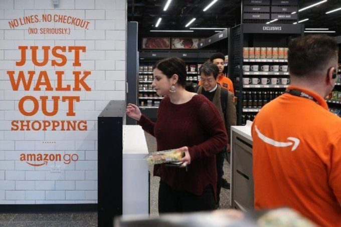 Amazon abre su decimo segundo supermercado Amazon Go