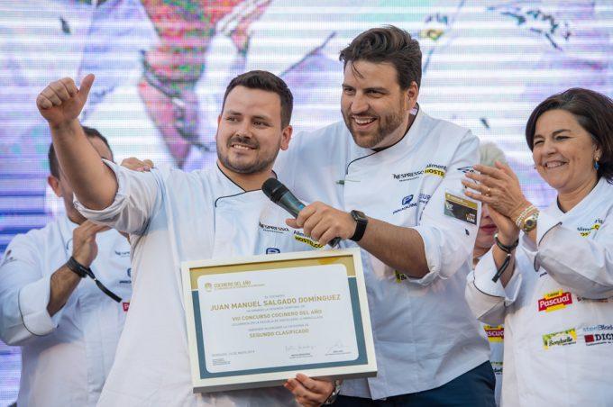 2ª semifinal del Concurso Cocinero del Año 2020