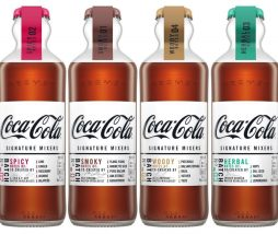 Nuevas variedades de Coca Cola para combinados