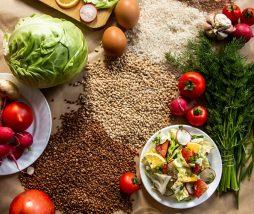 Recomendaciones sobre la dieta vegana