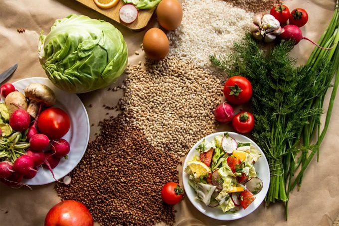 Dieta recomendada para embarazadas con sobrepeso