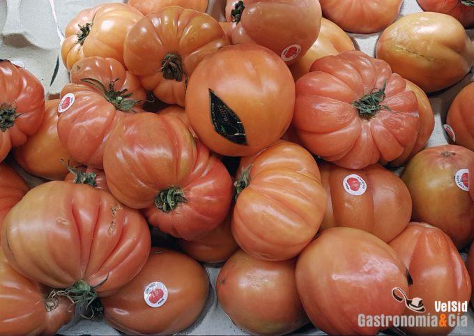 Pangenoma del tomate
