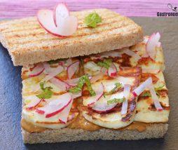 Bocadillos, tostadas, sándwiches saludables