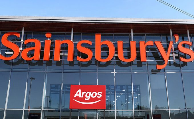 Minorista upermercado Sainsbury's