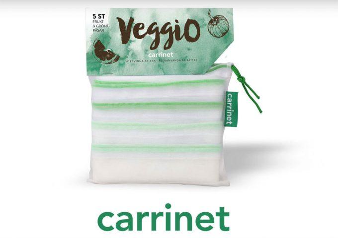 Bolsas reutilizables Carrinet Veggio