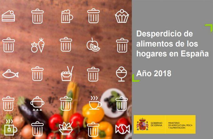 Informe sobre el desperdicio alimentario en España