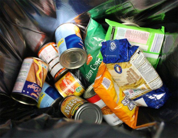 Estudio del Panel de Cuantificación del Desperdicio Alimentario