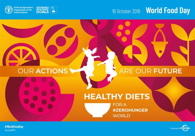 Día Mundial De La Alimentación 2019 Gastronomía Cía
