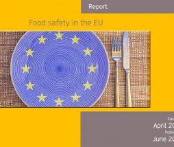 Encuesta del Eurobarómetro sobre la seguridad alimentaria
