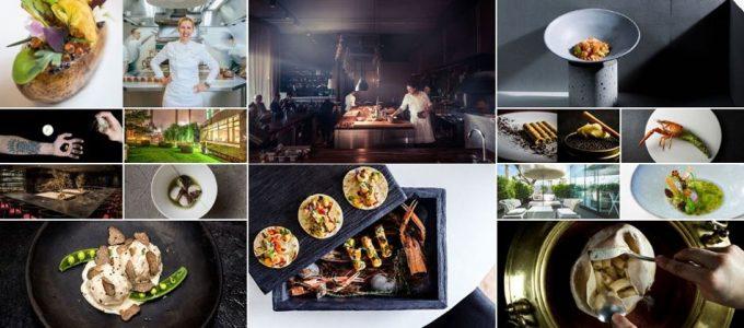 Clasificación de restaurantes del mundo