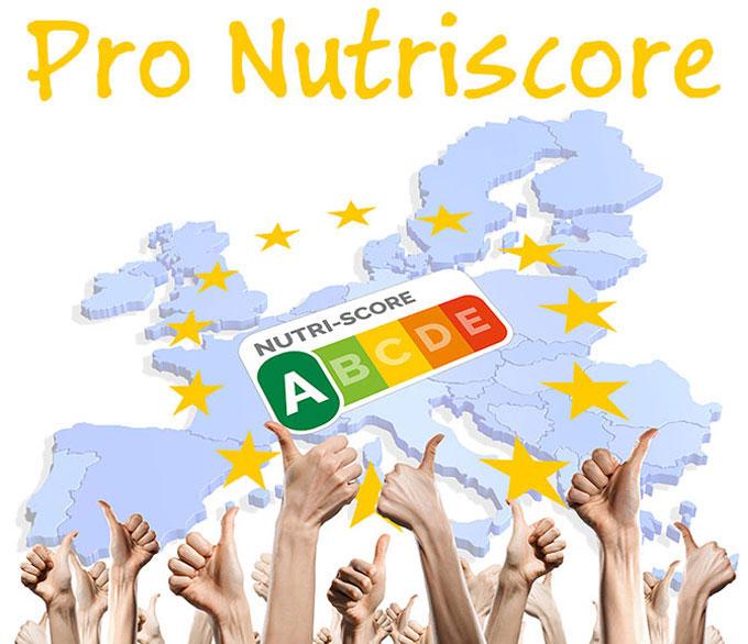 Etiquetado semáforo NutriScore
