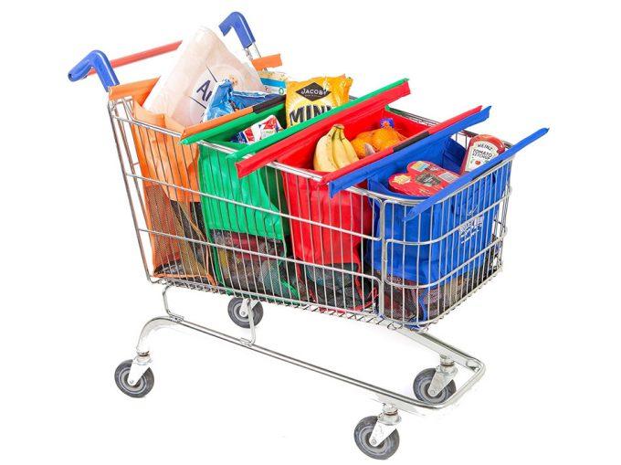 Bolsas de la compra reutilizables