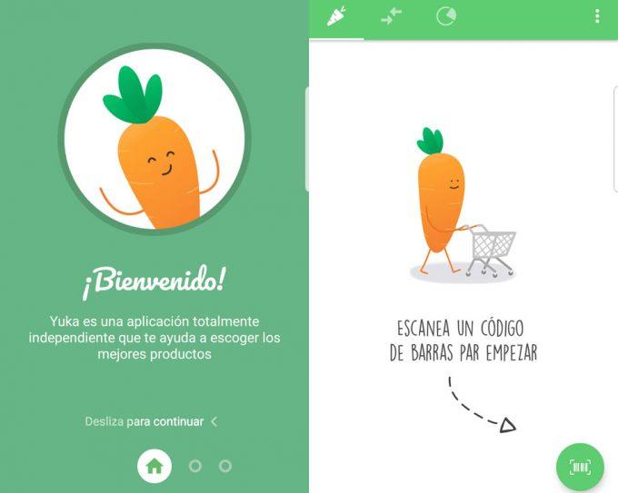 App para conocer la calidad de los alimentos