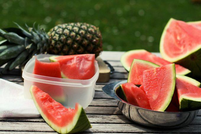 Dieta en verano