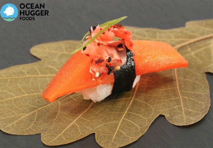 Productos vegetales que imitan los alimentos marinos
