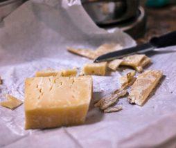 Conservar queso