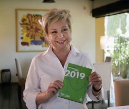 Susi Díaz presenta la Guía de Restaurantes Buenos