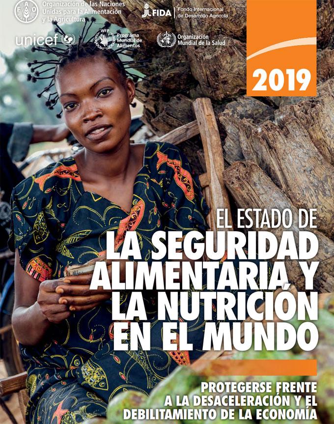 Estudio de la FAO sobre el estado de la seguridad alimentaria y la nutrición en el mundo