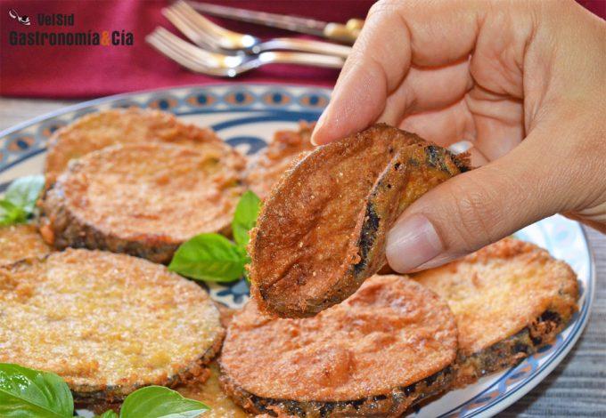 Recetas vegetarianas con berenjenas