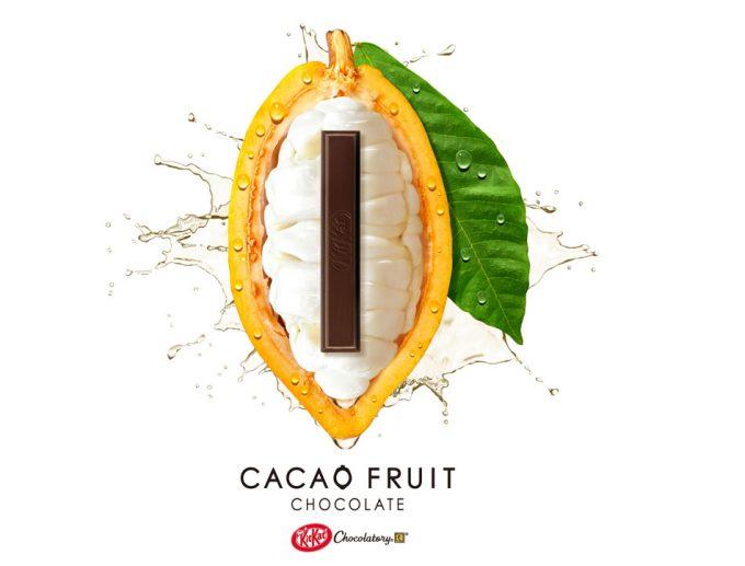 Nuevos chocolates de Nestlé