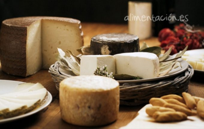 Mejores quesos de España