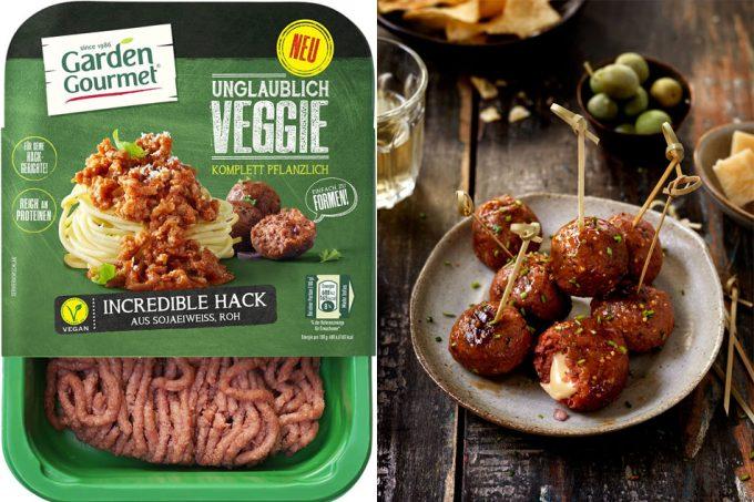 Carne vegetal de Nestlé