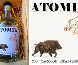 Vodka producido en una zona de exclusión por radioactividad