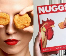 Nuggets vegetales de NUGGS