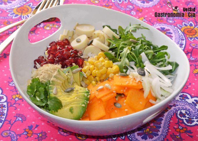12 Recetas Saladas Con Granada Porque Esta Fruta De Otoño