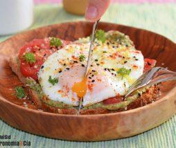 Recetas de desayunos fitness o saludables