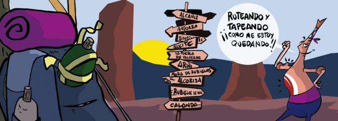 Ruta de Tapas Jamón de Teruel