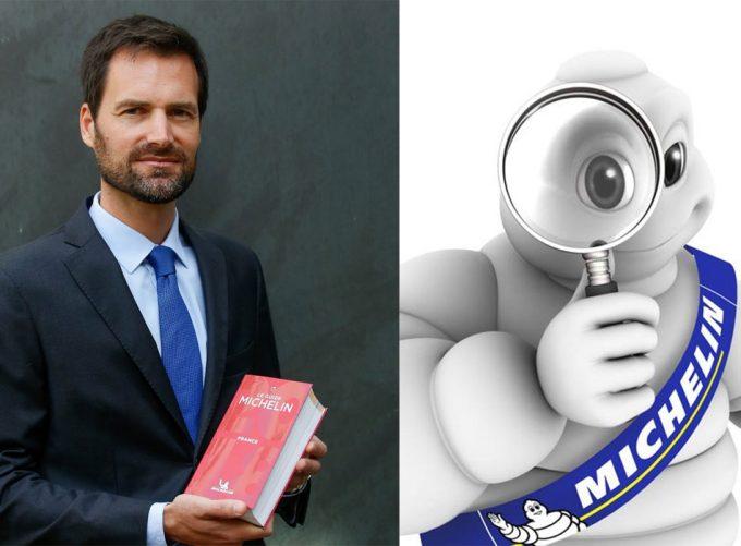Gwendal Poullennec habla de la guía Michelin