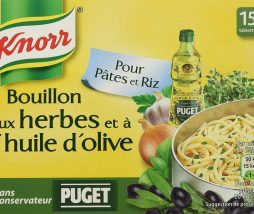 Cubitos Knorr para el caldo