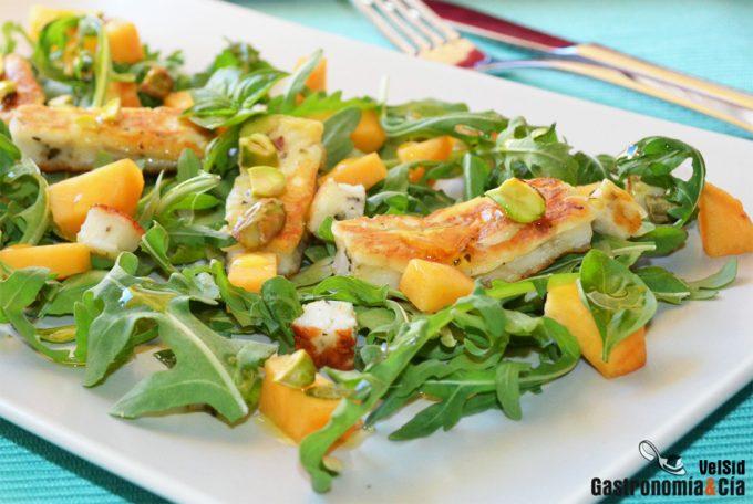 Recetas vegetarianas con melocotones
