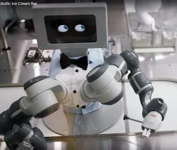 Niska Robotic Ice Cream Bar