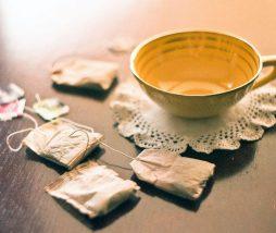 Microplásticos en el té y las infusiones